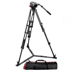 Video tripods - Manfrotto 504HD, 546GBK Tripod Kit - quick order from manufacturer