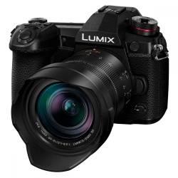 Kompaktkameras - Panasonic DC-G9LEG-K LUMIX G Compact System Camera with LEICA H-ES12060E - ātri pasūtīt no ražotāja