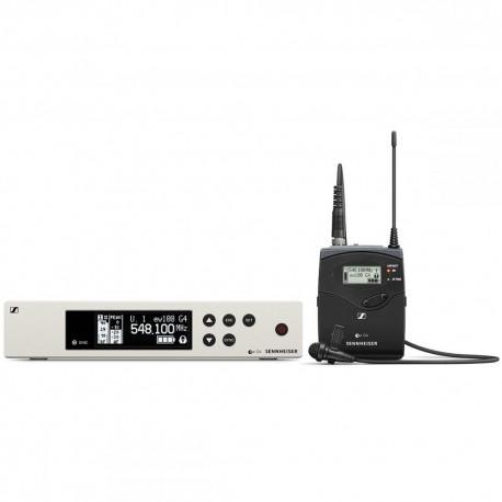 Mikrofoni - Sennheiser ew 100 G4-ME2-E Wireless Lavalier Mic Set - быстрый заказ от производителя