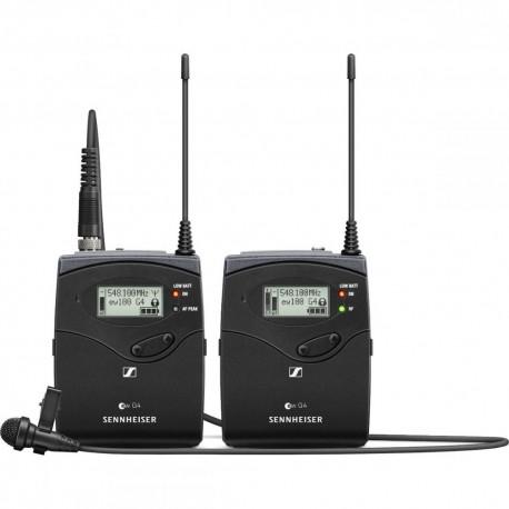 Микрофоны - Sennheiser EW 112P G4-E Wireless Microphone System (823 - 865 MHz ) - купить сегодня в магазине и с доставкой