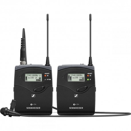 Mikrofoni - Sennheiser EW 112P G4-A Wireless Microphone System (516 - 558 MHz) - купить сегодня в магазине и с доставкой