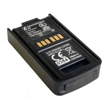 Mikrofonu aksesuāri - Sennheiser BA 20 battery pack - купить сегодня в магазине и с доставкой