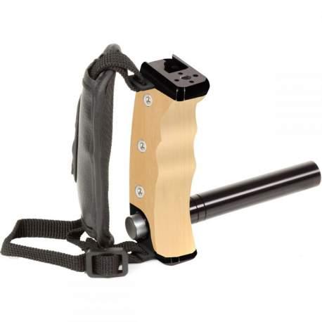 Аксессуары для плечевых упоров - Shape 15mm Rod Indexable Right Side Wooden Handle (R15WH) - быстрый заказ от производителя