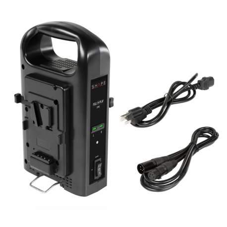 V-Mount аккумуляторы - Shape V-Mount Lithium-Ion Battery Charger (V2PWC) - быстрый заказ от производителя