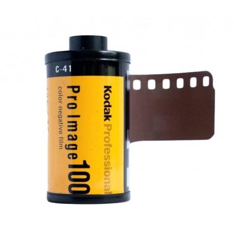 Foto filmiņas - KODAK PRO IMAGE 100/36 COLOR NEGATIVE FOTO FILMA - perc šodien veikalā un ar piegādi