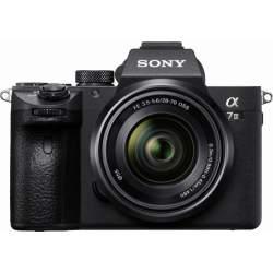 Bezspoguļa kameras - Sony Alpha a7 III Mirrorless Camera with FE 28-70 mm F3.5-5.6 OSS Lens - perc šodien veikalā un ar piegādi