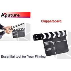 Аксессуары для фото студий - BRESSER BR-VC1 Video clipboard white - быстрый заказ от производителя