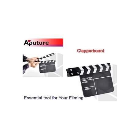 Citi studijas aksesuāri - Bresser BR-VC1 filmēšanas plāksne clapper board - ātri pasūtīt no ražotāja