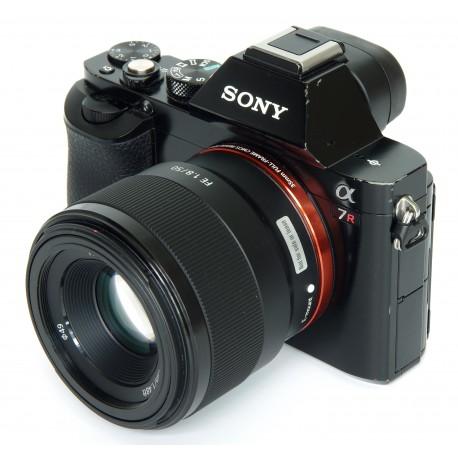 Objektīvi - Sony FE 85mm f/1.8 Lens E-Mount - ātri pasūtīt no ražotāja