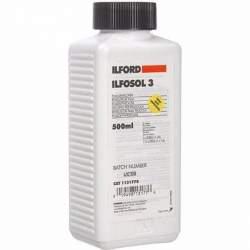 Foto laboratorijai - Ilford filmu attīstītājs Ilfosol 0.5l (1131778) - ātri pasūtīt no ražotāja
