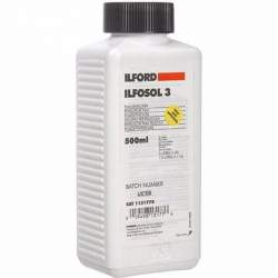 For Darkroom - Ilford Photo Ilford Developer Ilfosol 3 500 ml - quick order from manufacturer