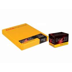 "Photo films - KODAK EKTAR 100 PROF, 4X5"" 10 SHEETS - quick order from manufacturer"