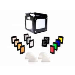 On-camera LED light - LUME CUBE - LIGHT-HOUSE MASTER PACK - quick order from manufacturer