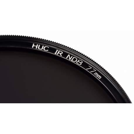 Objektīvu filtri - NISI FILTER IRND8 PRO NANO HUC 49MM - ātri pasūtīt no ražotāja