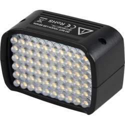 Video LED - Quadralite Reporter 200C-type LED - perc veikalā un ar piegādi