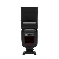 Zibspuldzes - Quadralite Stroboss 60 Nikon high performance speedlite flash - perc šodien veikalā un ar piegādi