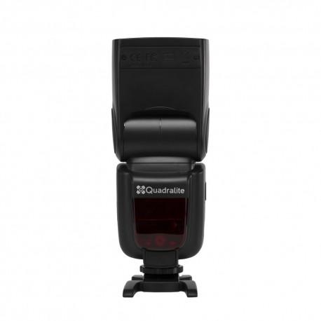 Zibspuldzes - Quadralite Stroboss 60 Nikon high performance speedlite flash - perc veikalā un ar piegādi