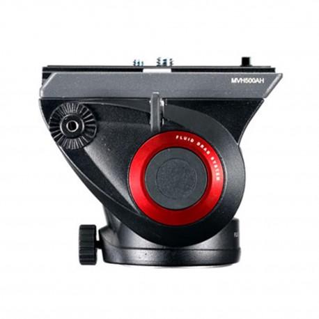 Video aprīkojums - Manfrotto 755XBK video statīvs + MVH500AH fluīda galva - Noma