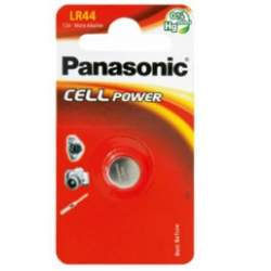 Cell Micro Alkaline Panasonic LR44 EL 6BP (6pcs)
