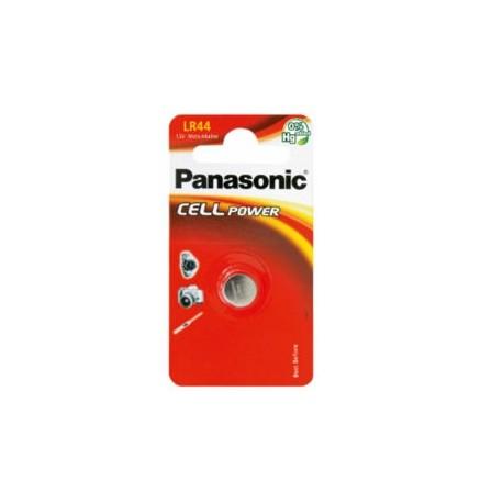 Батарейки и аккумуляторы - Cell Micro Alkaline Panasonic LR44 EL 6BP (6pcs) - быстрый заказ от производителя