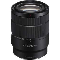 Objektīvi - Sony E 18-135mm f/3.5-5.6 OSS Lens SEL-18135 - ātri pasūtīt no ražotāja