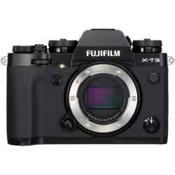 Bezspoguļa kameras - Fujifilm X-T3 korpuss, melns 16588561 - ātri pasūtīt no ražotāja
