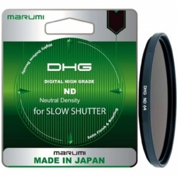 Filters - Marumi Grey filter DHG ND64 49 mm - buy today in store and with delivery