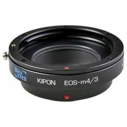 Lenses and Accessories - Kipon adapter EF lens to MFT camera manual with Speedbooster