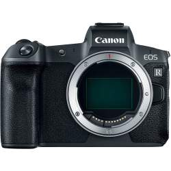 Bezspoguļa kameras - Canon EOS R mirrorless camera FF w. Adapter EF-EOS-R - ātri pasūtīt no ražotāja