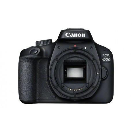 Spoguļkameras - Canon EOS 4000D kit 18-55mm DC III - perc šodien veikalā un ar piegādi