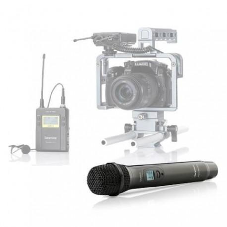 Skaņas ierakstīšana - Saramonic bezvadu komplekts ar vienu mikrofonu