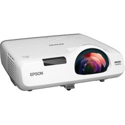 Projektori & Ekrāni - Epson Short Throw Series EB-535W WXGA (1280x800), 3400 ANSI lumens, 16.000:1, - ātri pasūtīt no ražotāja