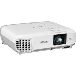 Projektori & Ekrāni - Epson Mobile Series EB-W39 WXGA (1280x800), 3500 ANSI lumens, 15.000:1, White - ātri pasūtīt no ražotāja