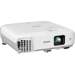 Projektori & Ekrāni - Epson Mobile Series EB-980W WXGA (1280x800), 3800 ANSI lumens, 15.000:1, White, - ātri pasūtīt no ražotāja