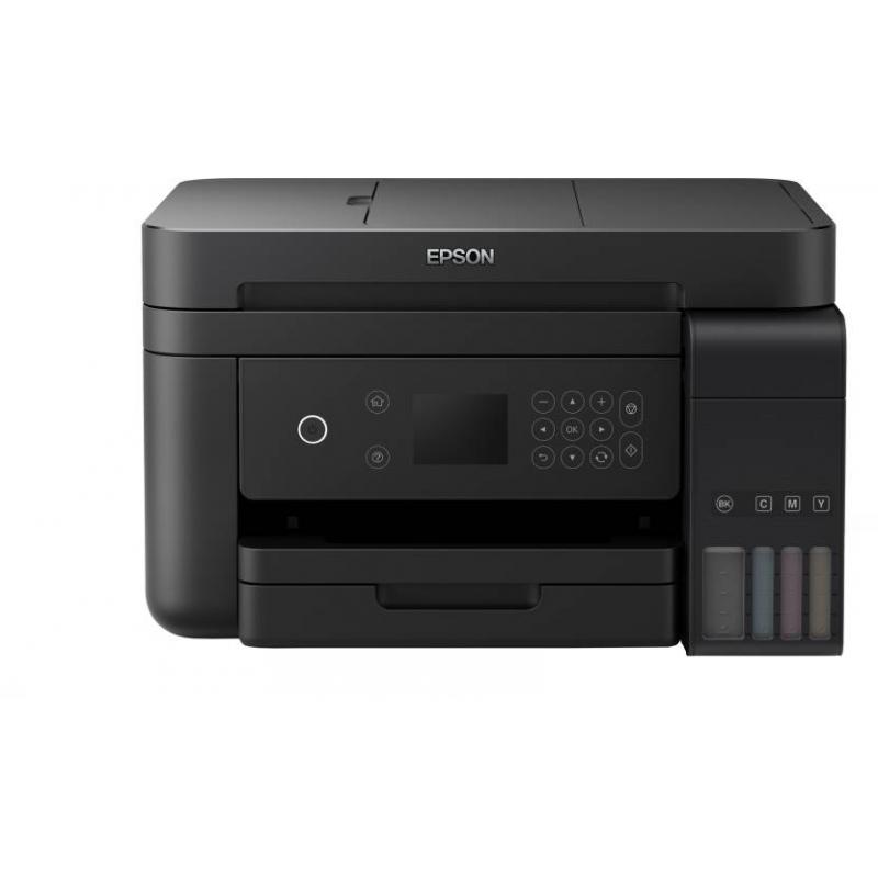 Epson Multifunctional Printer L6170 Colour Inkjet Cartridge Free