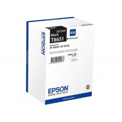 Printers and accessories - Epson C13T865140 Ink cartridge, Black - quick order from manufacturer