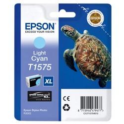 Printeri un piederumi - Epson T1575 Light Cyan Light cyan - ātri pasūtīt no ražotāja