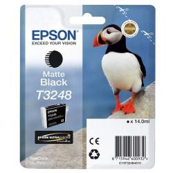 Printeri un piederumi - Epson T3248 Ink Cartridge, Matte Black - ātri pasūtīt no ražotāja