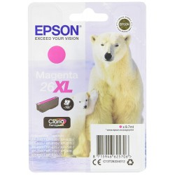 Printers and accessories - Epson 26XL Ink Cartridge, Magenta - quick order from manufacturer