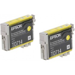 Printers and accessories - Epson T0713 Magenta Ink Cartridge Epson - quick order from manufacturer