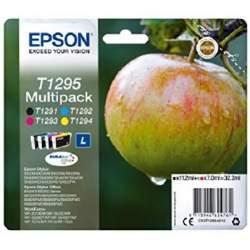 Printeri un piederumi - Epson T1292 CY Ink Cartridge - ātri pasūtīt no ražotāja