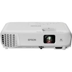 Projektori & Ekrāni - Epson Mobile Series EB-S05 SVGA (800x600), 3200 ANSI lumens, 15.000:1, White, - ātri pasūtīt no ražotāja