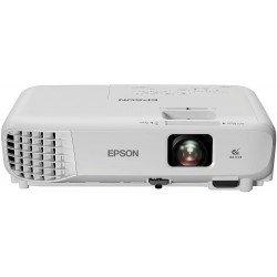 Проекторы и экраны - Epson Mobile Series EB-S05 SVGA (800x600), 3200 ANSI lumens, 15.000:1, White, - быстрый заказ от производителя