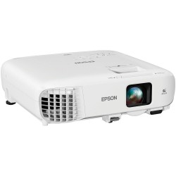 Projectors & screens - Epson Mobile Series EB‑2042 XGA (1024x768), 4400 ANSI lumens, 15.000:1, White - quick order from manufacturer