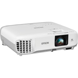 Projectors & screens - Epson Mobile Series EB-108 XGA (1024x768), 3700 ANSI lumens, 15.000:1, White - quick order from manufacturer