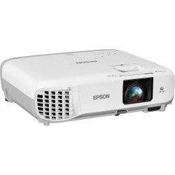 Проекторы и экраны - Epson Mobile Series EB-108 XGA (1024x768), 3700 ANSI lumens, 15.000:1, White - быстрый заказ от производителя