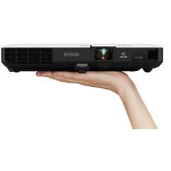 Ekrāni projektoriem - Epson Mobile Series EB-1781W WXGA (1280x800), 3200 ANSI lumens, 10.000:1, White, Wi-Fi - ātri pasūtīt no ražotāja