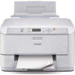 Printeri - Epson WorkForce Pro WF-5190DW Colour, Inkjet, Printer, Wi-Fi, A4, White - ātri pasūtīt no ražotāja