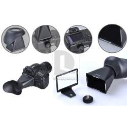 Viewfinders - V3 LCD Viewfinder LCDVF for Canon Canon 600D 60D-Screen Mount - buy today in store and with delivery