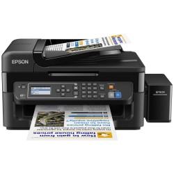 Printeri - Epson L 565 Colour, Inkjet, Multifunction Printer, A4, Wi-Fi, Black - ātri pasūtīt no ražotāja